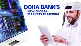 Doha Bank's GM platform