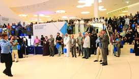HBKU holds Graduate Studies Open House