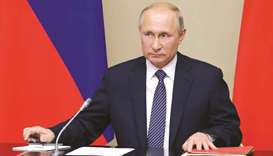 Putin to attend Berlin's Libya peace talks as Russia expects progress