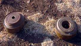 German tourist killed in Myanmar landmine blast