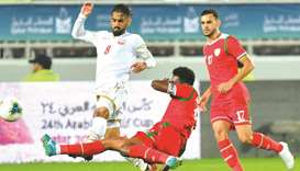 Holders Oman and Bahrain split points after goalless draw