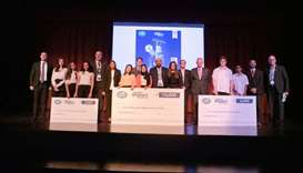 Ghadeer launches impact academy at Doha British School Innovation Competition