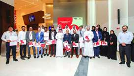 Ooredoo celebrates winners of intrapreneurship programme