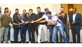 Indian film stars to play T20 cricket match in Qatar next March