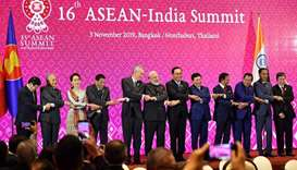China, SE Asian states push trade pact despite India doubts