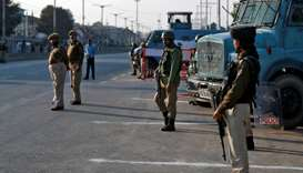 One dead, 34 injured in grenade attack in Kashmir's Srinagar