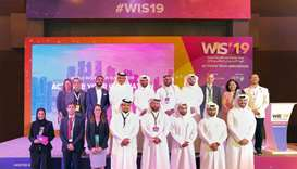 The ongoing World Incubation Summit 2019 in Doha is being held under the patronage of HE the Prime M