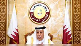 Speaker praises Amir's speech at opening of Shura Council's 48th session
