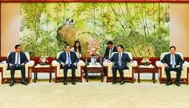 QFZA signs MoU with Shanghai Free Trade Zone's Lin-gang Special Area