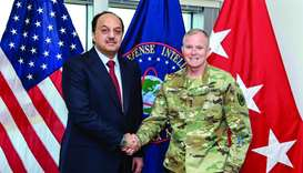 Qatar-US security ties discussed