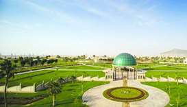 Temporary closure of Al Khor family park