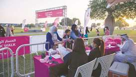 QCS, partners join hands in Blossom Campaign