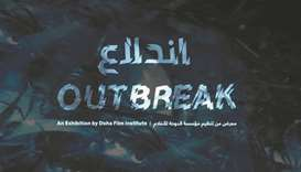 'Outbreak' art expo pays tribute to modern-day heroes and interprets life amid a pandemic at Ajyal F