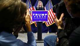 White House Press Secretary Kayleigh McEnany discusses Trump campaign plans to pursue legal challeng