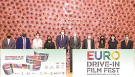 Qatar to host European drive-in film festival