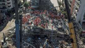Quake death toll rises to 51 in Turkey