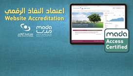 Mada's award, which is the first of its kind to be granted to a financial institution in Qatar, is g