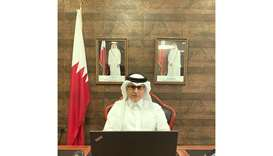 The State of Qatar was represented in the meeting by assistant Chairman of Qatar General Organizatio