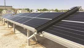 Qeeri project studies robotic cleaning on photovoltaic modules