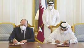 IPA Qatar, UBS sign MoU for financial services hub in Doha