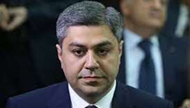 Armenian politician arrested over alleged PM assassination plot