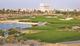 A view of the Education City.