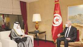 PM meets Tunisian president