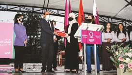 QC honours Qatari school's top students in Albania
