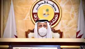 The Shura Council held its regular weekly meeting on Monday under the chairmanship of HE Speaker of