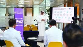 QFC's inaugural 'Tech Talk' series gets underway.
