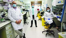 Researchers at Sidra Medicine are developing test to support the call for immunity passports.