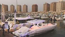 Increasing demand for luxury boats