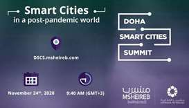 Msheireb properties to organise 'Doha Smart Cities Summit' on Tuesday