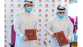 Kahramaa and Vodafone launch IoT mart meters