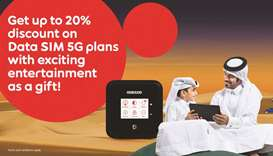 Ooredoo offers 20% discount on unlimited internet packs for camping season