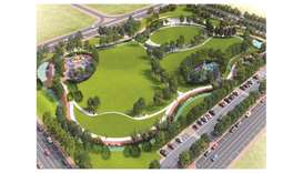 proposed park.