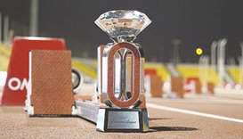 The Doha Diamond League
