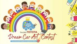 AAB launches Toyota Dream car drawing competition