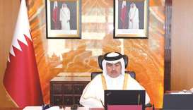 HE al-Kuwari led Qatar's delegation to the 36th Ministerial meeting of the Standing Committee for Ec