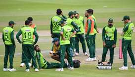 Six members of the Pakistan cricket team on a tour of New Zealand have tested positive for Covid-19