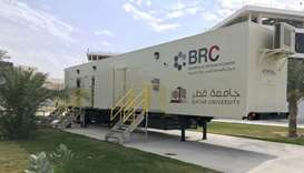 QUBRC's Biosafety Level 3 (BSL3) is a self-sustained facility consisting of two isolation labs. It i