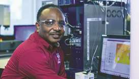Dr Nimir Elbashir, professor of Chemical Engineering and Petroleum Engineering at Texas A&M Universi
