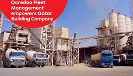 Ooredoo empowers QBC to save time and money with smart fleet management