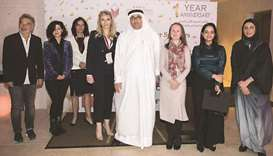 Nawic Qatar celebrates first anniversary
