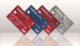 The offer provides the holders of QIIB's credit and debit card, regardless of the category, the chan
