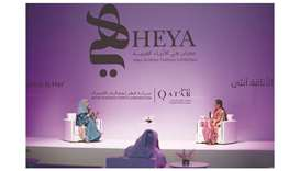 Heya features high-profile talks on fashion business