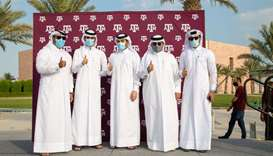 QF partner Texas A&M at Qatar presents 47 students with Aggie Rings
