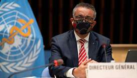 Tedros Adhanom Ghebreyesus, Director General of the World Health Organization (WHO)