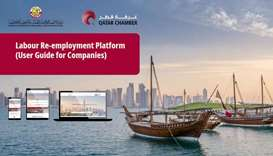 Qatar Chamber, MADLSA issue guide for labour re-employment platform