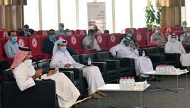 Ashghal organises workshop to discuss the challenges of contracting sector with workers